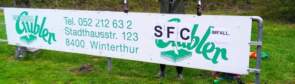 Salzhaus F.C. Fankurve