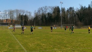 Salzhaus F.C. - CD Flaach