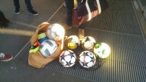 Ballnetze als Luxusgut, Salzhaus F.C.
