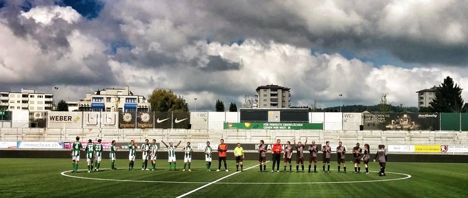 SC Fenaco - Salzhaus F.C. IGP Arena Wil